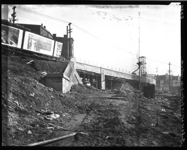 Rapid Transit Photographs -- Box 20, Folder 23 (October 21, 1927 - March 5, 1928) -- negative, 1928-03-05, 2:50 P.M.