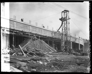 Rapid Transit Photographs -- Box 20, Folder 23 (October 21, 1927 - March 5, 1928) -- negative, 1928-03-05, 2:55 P.M.