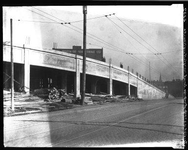 Rapid Transit Photographs -- Box 20, Folder 23 (October 21, 1927 - March 5, 1928) -- negative, 1928-03-05, 3:12 P.M.