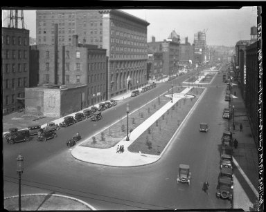Rapid Transit Photographs -- Box 20, Folder 24 (March 5, 1928 - April 16, 1928) -- negative, 1928-04-16, 3:19 P.M.