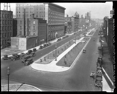 Rapid Transit Photographs -- Box 20, Folder 24 (March 5, 1928 - April 16, 1928) -- negative, 1928-04-16, 3:51 P.M.