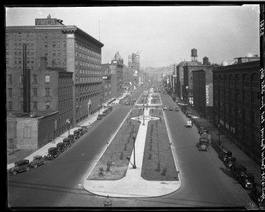Rapid Transit Photographs -- Box 20, Folder 24 (March 5, 1928 - April 16, 1928) -- negative, 1928-04-16