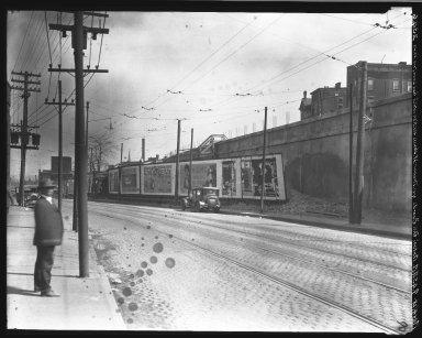 Rapid Transit Photographs -- Box 20, Folder 27 (May 4, 1928 - May 7, 1928) -- negative, 1928-05-04, 9:45 A.M.