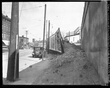 Rapid Transit Photographs -- Box 20, Folder 27 (May 4, 1928 - May 7, 1928) -- negative, 1928-05-04, 9:51 A.M.