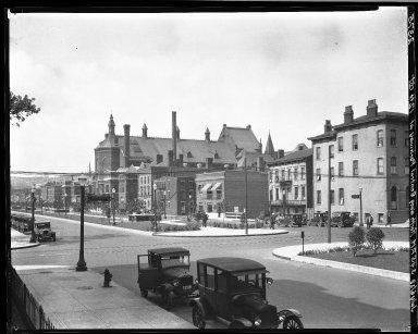 Rapid Transit Photographs -- Box 20, Folder 29 (July 2, 1928 - July 11, 1928) -- negative, 1928-07-06, 3:45 P.M.