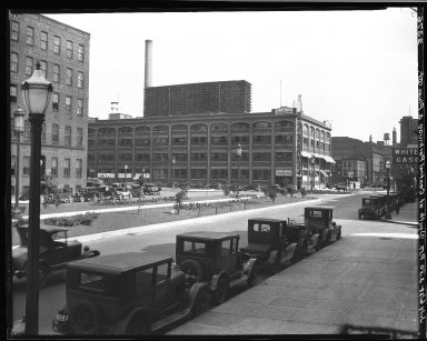 Rapid Transit Photographs -- Box 20, Folder 29 (July 2, 1928 - July 11, 1928) -- negative, 1928-07-06, 3:50 P.M.