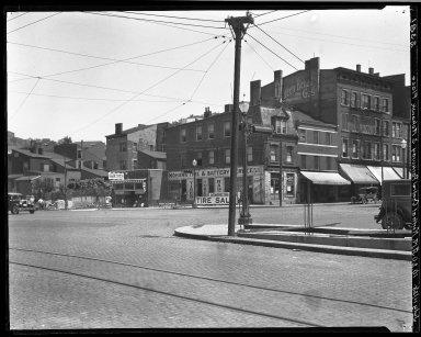 Rapid Transit Photographs -- Box 20, Folder 30 (July 2, 1928 - July 11, 1928) -- negative, 1928-07-11, 10:20 A.M.