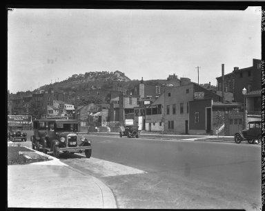 Rapid Transit Photographs -- Box 20, Folder 30 (July 2, 1928 - July 11, 1928) -- negative, 1928-07-11, 10:27 A.M.