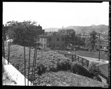 Rapid Transit Photographs -- Box 20, Folder 33 (July 11, 1928 - July 14, 1928) -- negative, 1928-07-14, 10:45 A.M.
