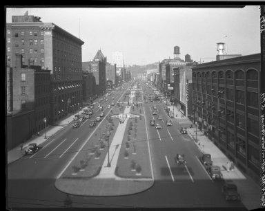 Rapid Transit Photographs -- Box 20, Folder 33 (July 11, 1928 - July 14, 1928) -- negative, 1928-09-04, 5:00 P.M.
