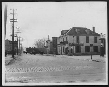Street Improvement Photographs -- Box 21, Folder 25 (Beechmont Avenue) -- print, 1930-04-05