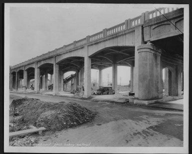 Street Improvement Photographs -- Box 21, Folder 25 (Beechmont Avenue) -- print, 1931-01-26