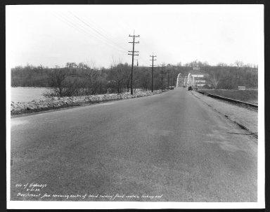 Street Improvement Photographs -- Box 21, Folder 28 (Beechmont Avenue) -- print, 1933-03-21