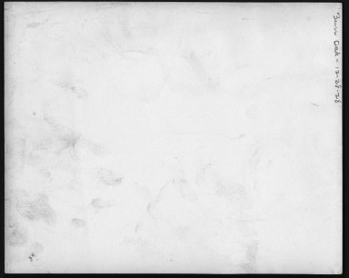 Street Improvement Photographs -- Box 21, Folder 46 (Burr Oak) -- print, 1928-12-28 (back of photograph)