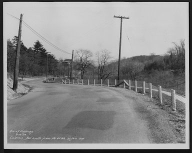 Street Improvement Photographs -- Box 21, Folder 63 (Colerain Avenue) -- print, 1934-04-19