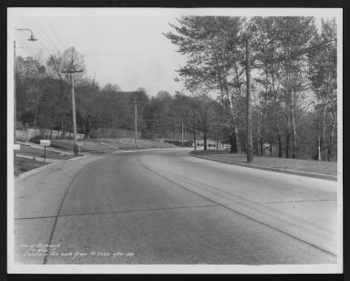 Street Improvement Photographs -- Box 21, Folder 63 (Colerain Avenue) -- print, 1936-05-13