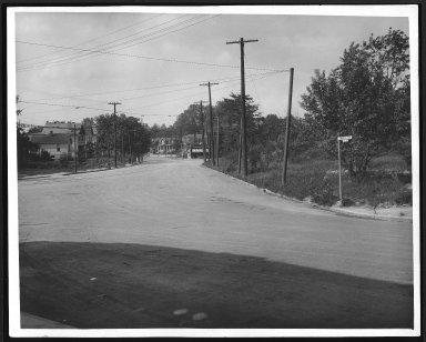 Street Improvement Photographs -- Box 22, Folder 27 (Delta Avenue) -- print, 1917-05-31