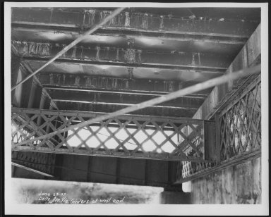 Street Improvement Photographs -- Box 22, Folder 29 (Delta Avenue Viaduct) -- print, 1927-06-23
