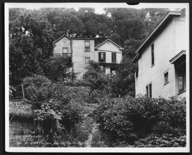 Street Improvement Photographs -- Box 22, Folder 47 (Eastern Avenue) -- print, 1932-06-06