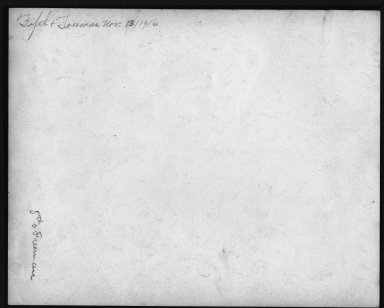 Street Improvement Photographs -- Box 23, Folder 23 (Fifth Street) -- print, 1916-11-13 (back of photograph)