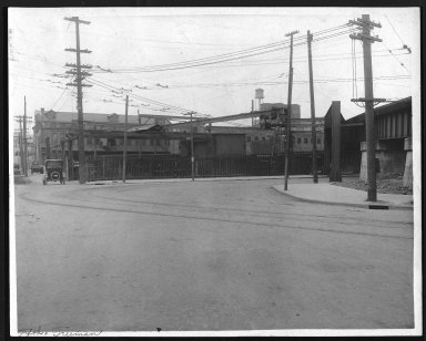 Street Improvement Photographs -- Box 23, Folder 23 (Fifth Street) -- print, 1916-11-13
