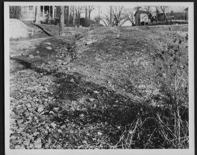 Street Improvement Photographs -- Box 23, Folder 52 (Glen Parker Avenue) -- print, 1931-01-22