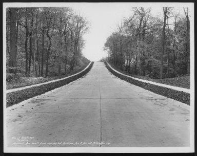 Street Improvement Photographs -- Box 24, Folder 20 (Hayward Avenue) -- print, 1935-10-19