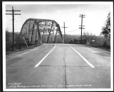 Street Improvement Photographs -- Box 25, Folder 08 (Kellogg Avenue) -- print, 1938-12-06