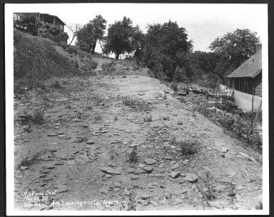 Street Improvement Photographs -- Box 25, Folder 21 (Kleemeier Avenue) -- print, 1930-05-20