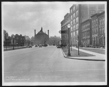 Street Improvement Photographs -- Box 25, Folder 47 (Laurel Parkway) -- print, 1936-04-18