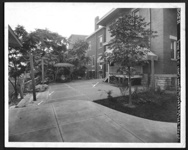 Street Improvement Photographs -- Box 26, Folder 46 (McMicken Avenue) -- print, 1927-07-07