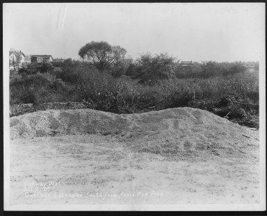 Street Improvement Photographs -- Box 27, Folder 50 (Overlook Avenue Extension) -- print, 1929-10-02