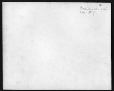 Street Improvement Photographs -- Box 29, Folder 31 (Third Street) -- print, 1936-12-01 (back of photograph)
