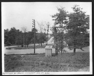 Street Improvement Photographs -- Box 29, Folder 61 (Vista Avenue Extension) -- print, 1928-08-31
