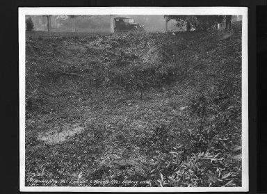Street Improvement Photographs -- Box 30, Folder 14 (Wieman Road) -- print, 1926-09-30