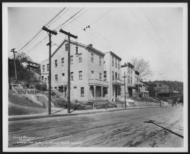 Street Improvement Photographs -- Box 30, Folder 16 (Wilder Avenue) -- print, 1938-03-21