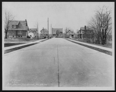 Street Improvement Photographs -- Box 30, Folder 43 (Zula Avenue) -- print, 1932-02-15