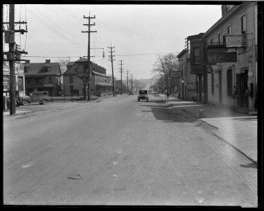 Street Improvement Photographs -- Box 32, Folder 09 (Beechmont Avenue) -- negative, 1931