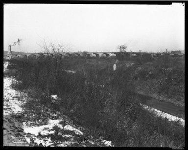 Street Improvement Photographs -- Box 33, Folder 34 (Cummins Street) -- negative, 1937-12-10