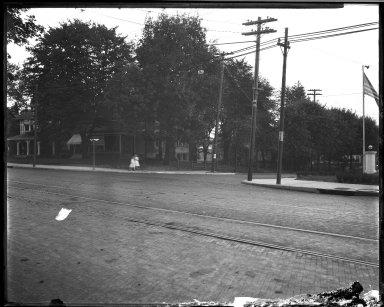 Street Improvement Photographs -- Box 34, Folder 18 (Eastern Avenue) -- negative, 1930