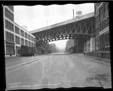 Street Improvement Photographs -- Box 34, Folder 29 (Eggleston Avenue) -- negative, 1938-11-06