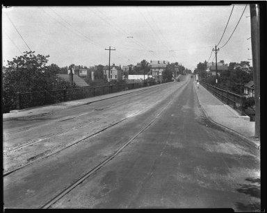 Street Improvement Photographs -- Box 34, Folder 31 (Eighth Street) -- negative, 1926