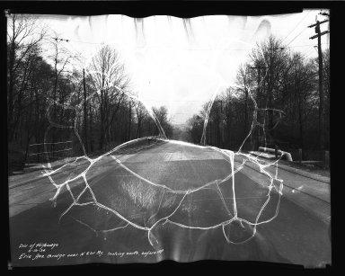 Street Improvement Photographs -- Box 34, Folder 46 (Erie Avenue Bridge) -- negative, 1934-04-19