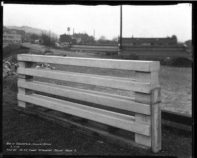 Street Improvement Photographs -- Box 34, Folder 47 (Erie Avenue) -- negative, 1940-03-11