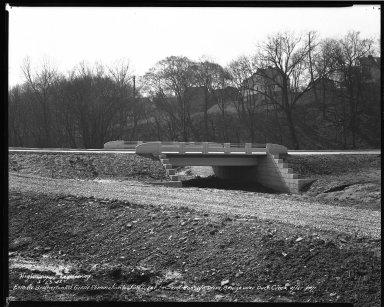 Street Improvement Photographs -- Box 34, Folder 54 (Erie Avenue) -- negative, 1943-03-23