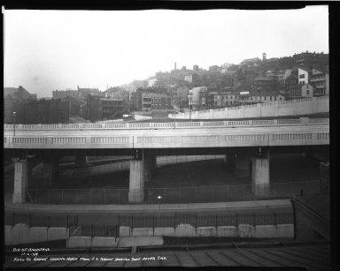 Street Improvement Photographs -- Box 35, Folder 35 (Fifth Street) -- negative, 1938-11-06