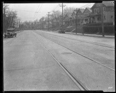Street Improvement Photographs -- Box 36, Folder 31 (Grandin Road Viaduct) -- negative, 1930