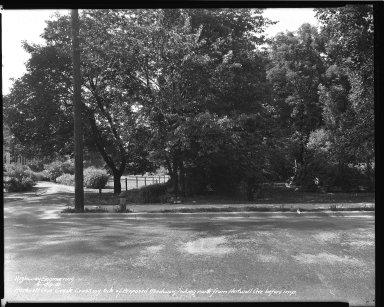 Street Improvement Photographs -- Box 36, Folder 56 (Hartwell Avenue) -- negative, 1941-06-25