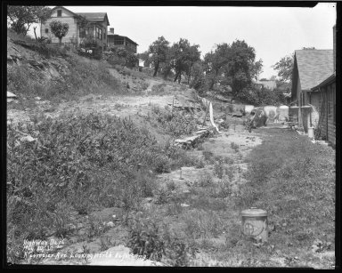 Street Improvement Photographs -- Box 38, Folder 10 (Kleemeier Avenue) -- negative, 1930-05-20