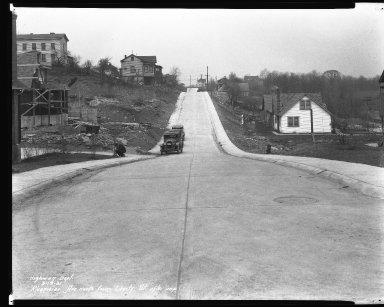 Street Improvement Photographs -- Box 38, Folder 10 (Kleemeier Avenue) -- negative, 1931-03-13